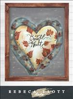 Rebeca Flott Arts - Grateful Heart