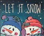 NEW ART-Patchwork Snow Buddies for All Ages!