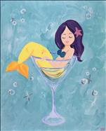 Mermaid Martini!