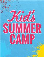 Summer Kid's Camp: Full Week Registration