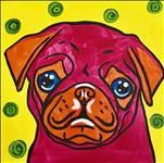KIDZ  POP ART Paint Your Pet! Ages 7 & UP!
