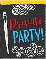 Book a Private Party Today - Call us 720.598.5755