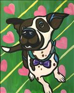 Kids Paint Your Pet (Custom Class, Ages 6 - 12)