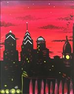 NEW ART-Fiery Philadelphia