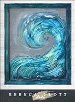 Rebeca Flott ScreenArts - Happiness Comes in Waves