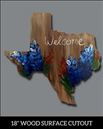 Welcome to Texas Cutout - AGES 13+