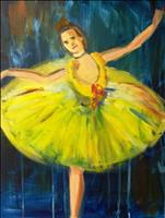 Saturday Masterpiece! Degas' Arabesque