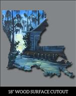 Bayou Breeze Cutout