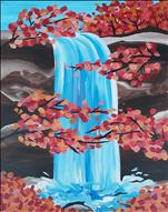 Autumn Waterfall (21+)