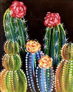 Sunday Funday! Neon Cacti (Save $5)