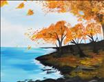 New Art! Autumn Breeze at the Sea