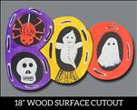 *FAMILY/KIDS EVENT* BOO Cutout (ages 7+)