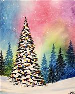 #GlamArt A Bright Christmas (21+)