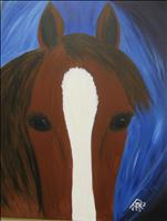 Paint Your Own Horse~AGES 6+ WELCOME