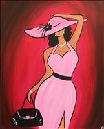 PRIVATE: Kiss Dynasty Red Hatters Paint Party