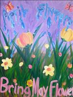 Public Class ~ April Showers - May Flowers