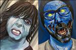 Apocalyptic Self-Portraits!