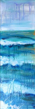 10x30 Coastal Series - Ocean Spray
