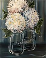 NEW ART: Pastel Hydrangeas