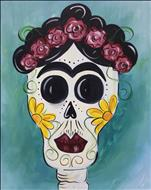 Sugar Skull Frida (Adults 18+)
