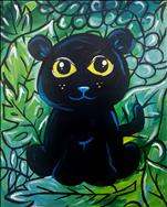 NEW! Jungle Panther Cub