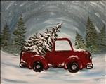Holiday Pick-Up 16X20 NEW!