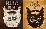 "GUYS NIGHT ""Believe in the Beard"" Pick One! (18+)"