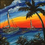 12X12 Tropical Harbor TEENS & UP