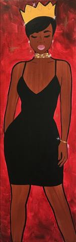 *New* QUEENIE*Little Black Dress