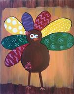 *For Families* Create your own Quirky Turkey