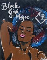 *BLACK HISTORY MONTH* Black Girl Magic $5 OFF