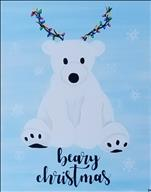 Beary Christmas-ADORABLE for teens-adults! 13+