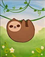 Sleepy Sloth - ALL AGES!