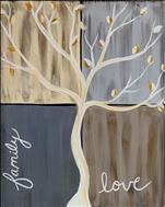 Family-Friendly - Faith Tree in Neutrals