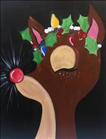 Rudolph Holly Crown