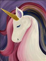 Pastel Unicorn **Kids Class Ages 7 & Up**