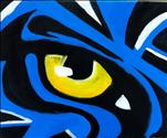 Blue Panther's Eye