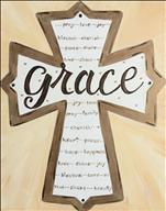 Words of Grace (on canvas)