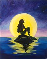 The Little Mermaid! Mermaid Moon! TEENS & UP!