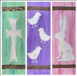 NEW! - Rustic Easter - CHOOSE FROM 1 OF 3!