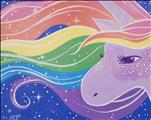 Rainbow Sparkle Majesty