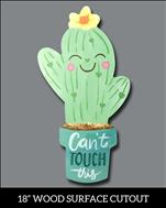 On Fleek Week! Kids Camp: Cacti Cutout