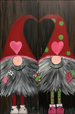 Gnome Love - Valentine's Day Set