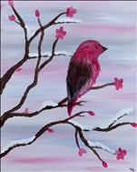 Pink Finch