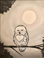 HAPPY HOUR - Owl's Evening Slumber (ONLY $25!)