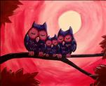 PWAP Natures Nanny! Owl You Need is Love!