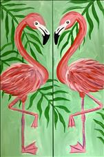 FLAMINGO LOVE (13+) pick a side