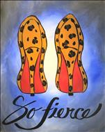 So Fab, So Fierce - Shoes You design the color!