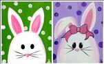 **FAMILY CLASS** Mr. and Mrs. Bunny (U Choose)