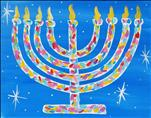 FAMILY FUN: Modern Menorah: Ages 6+